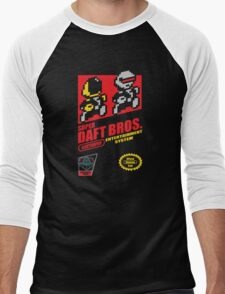 Super Daft Bros. Men's Baseball ¾ T-Shirt