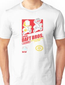 Super Daft Bros. Unisex T-Shirt