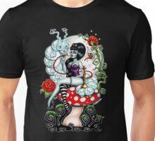 Alice in Zombie Land - Schmokin' Caterpillar Unisex T-Shirt