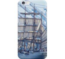 USCG Tall Ship Eagle iPhone Case/Skin