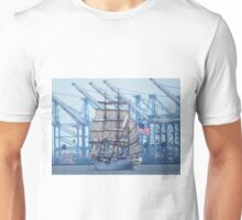 USCG Tall Ship Eagle Unisex T-Shirt