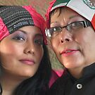 (543) Amsterdam Mexico and Mexican flag turban by Marjolein Katsma