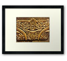 Worth Its Weight In Gold  ^ Framed Print