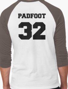 "The Marauders -- Sirius ""Padfoot"" Black Men's Baseball ¾ T-Shirt"