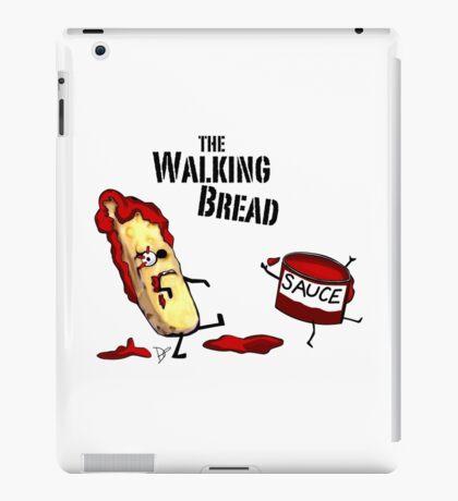 The Walking Bread iPad Case/Skin