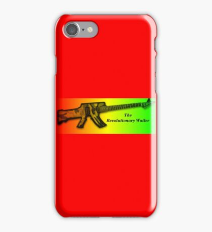 The Revolution Wailer iPhone Case/Skin