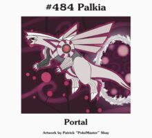 Palkia - Portal Kids Clothes