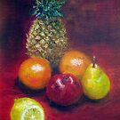Fruits by Arturas Slapsys