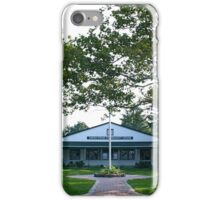 The Community House iPhone Case/Skin