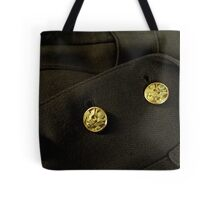 Army Brass Tote Bag