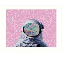Astronaut 1 Art Print