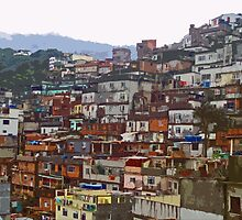 Favela by Photosynthetic