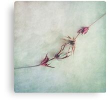 Caressing Touch Metal Print
