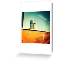 gritty melbourne 5338 Greeting Card