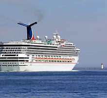 Carnival Glory by HALIFAXPHOTO