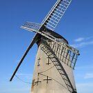 Bidston Windmill by Alan Gillam