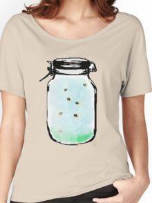 Firefly Mason Jar Women's Relaxed Fit T-Shirt