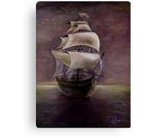 Journey to the Dreamland Canvas Print