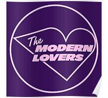 Modern Lovers T Shirt Poster