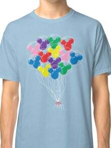 Mickey Balloons Classic T-Shirt