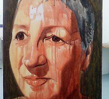 Mum 1 by Jenny Hudson (Sumner)