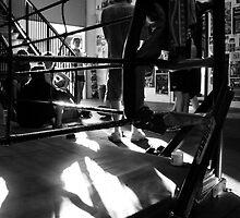 Boxing Gym by carrolk