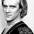 Ballet great Alexander Godunov in 1979 by Daniel Sorine