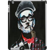 Hipster Bill iPad Case/Skin