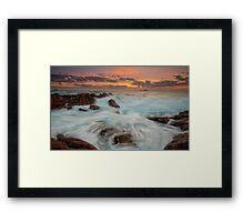 Smiths Beach Last Light II Framed Print