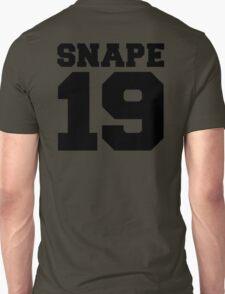 Team Slytherin -- Severus Snape Unisex T-Shirt