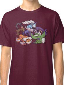 Cute Genie Pokemon Classic T-Shirt
