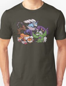 Cute Genie Pokemon Unisex T-Shirt