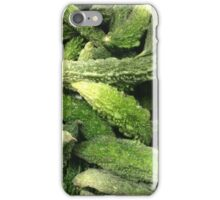 The Dinosaur Melons Are Taking Over! iPhone Case/Skin