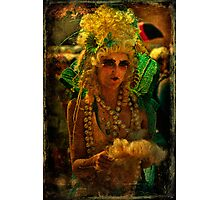 The Queen of Petulance Photographic Print