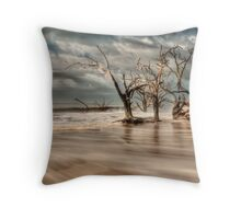 Botany Bay Throw Pillow