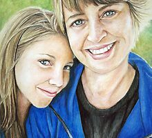 Amy & Haley  by Charlotte Yealey