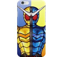 Kamen Rider Double Luna/Trigger iPhone Case/Skin