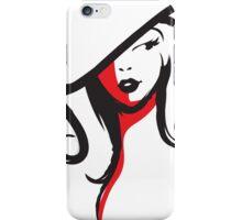 Sassy Lady iPhone Case/Skin
