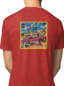 ETHOS - the game - 1770 LARC tours Tri-blend T-Shirt