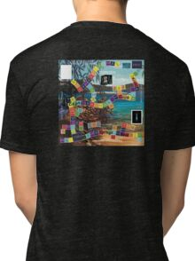 ETHOS - the game - LARCing on Tri-blend T-Shirt