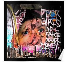 Poor Girls Will Take Your Money Poster