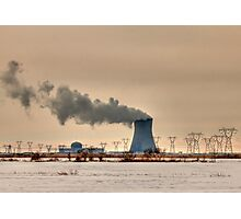Industrialscape Photographic Print