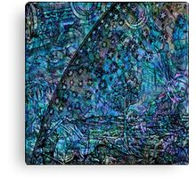 Alchemical Secrets - Where The Earth And Heavens Meet Canvas Print