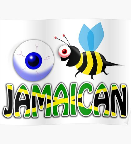I BE JAMAICAN! Poster