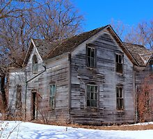 This Old house by Larry Trupp