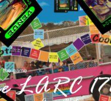 ETHOS - the game - 1770 LARC tours 2 Sticker