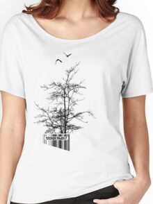 U.P.Tree Code Women's Relaxed Fit T-Shirt