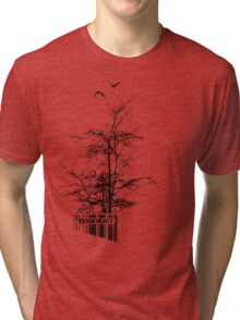 U.P.Tree Code Tri-blend T-Shirt
