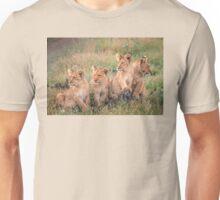 Four cubs Unisex T-Shirt