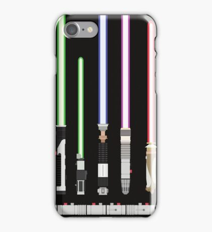 Star Wars Lightsaber iPhone Case/Skin